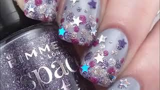 Easy Christmas Nail Art Design 2018