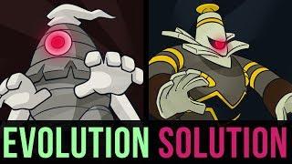 An Evolution Solution: Dusclops or Dusknoir?