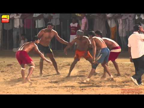 GIDDERWINDI (Jagraon) || KABADDI TOURNAMENT - 2015, 13th April || HD || PRE-FINALS || Part 3rd.