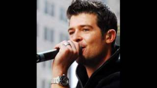 Watch Robin Thicke Superman video