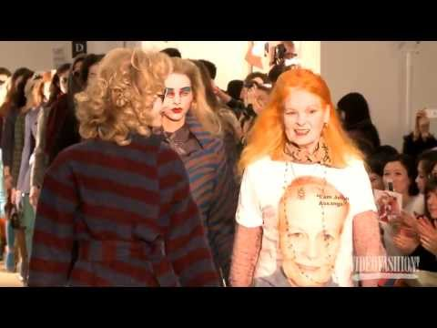 Vivienne Westwood Red Label Autumn/Winter 2013-14 Videofashion