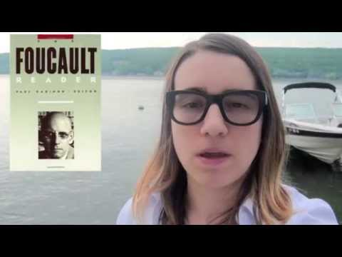 Introduction to Michel Foucault's Philosophy from The Foucault Reader by Paul Rabinow - Nude Answers