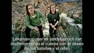 Watch Vintersorg Hednaorden video