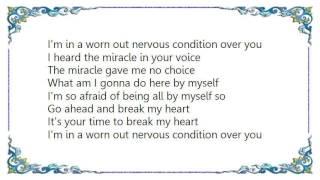 Watch John Mellencamp Worn Out Nervous Condition video