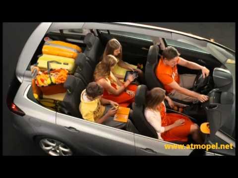 Opel Zafira Tourer 2015 2015 Opel Zafira Tourer