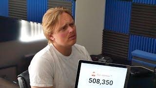 really really big youtuber