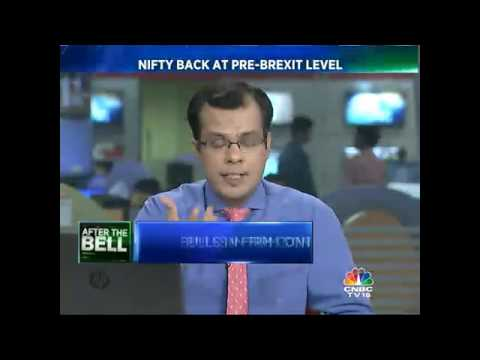 MARKET WRAP: Nifty Closes Above 8,200 Pts In Trade, Sensex Ends At 26,999 Pts – June 30, 2016