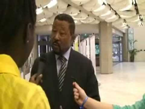 Interview of Jean Ping, President of African Union