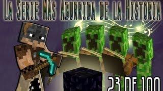 LA SERIE MAS ABURRIDA DE LA HISTORIA - Episodio 23