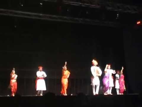 Brimm Shivaji Maharaj Powada - Aams Sydney 2013 - Part 1 video