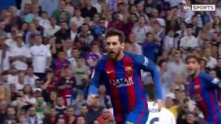 Lionel Messi Scores 500th Barcelona Goal