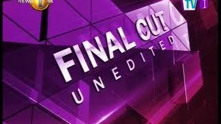 Final Cut Unedited TV1 30th November 2017
