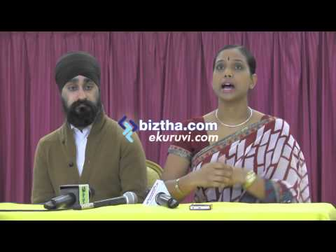 Mp Rathika Sitsabaiesan Interview Part 1 Her Recent Experience In Sri Lanka video