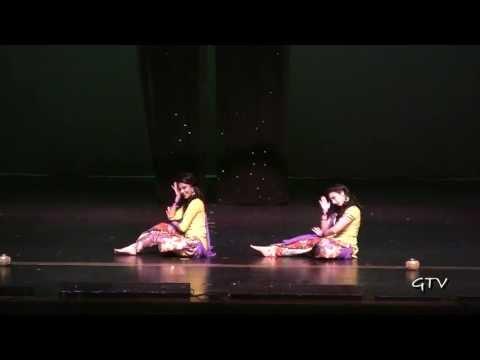 Manpreet & Naina  Warrior Bhangra 2013