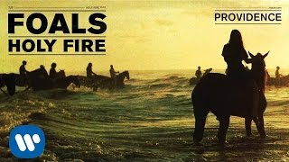 Watch Foals Providence video