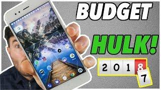 Budget Google PIXEL 2 - Xiaomi Mi A1 Unboxing!
