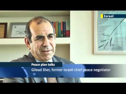 Kerry's Push for Middle East Peace: Former Israeli negotiator discusses latest peace talks