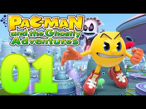 Pac-Man and the Ghostly Adventures - Part 1 - Frigidigiwhatsis?