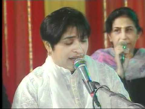 Krishna Bhajan By Krishan Priya Alka Goel (guru Charnan De Witch Matha ) video