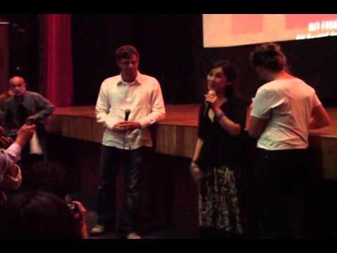 Sibel Kekilli En La Cineteca Nacional De México (2a. Parte) video