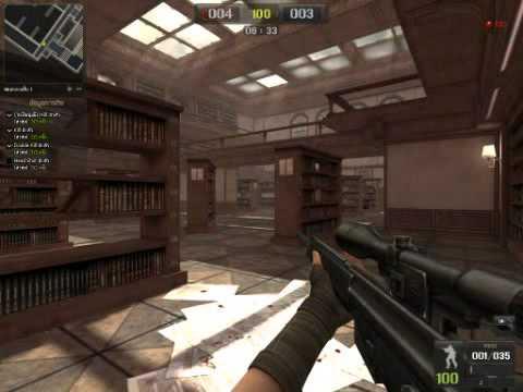 PB เทคนิคการเล่นปืน PSG 1 สไนเปอร์