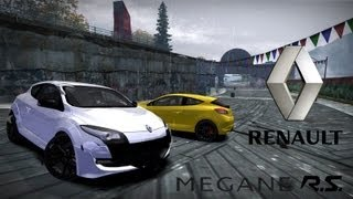 Need for Speed Most Wanted - Car Mod - Renault Megane RS - Online - GameRanger