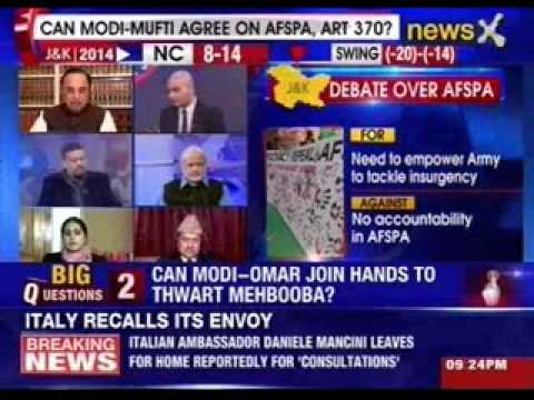 Nation at 9: Can Narendra Modi-Omar Abdullah joins hands to thwart Mehbooba Mufti