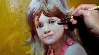HOW TO PAINT KID
