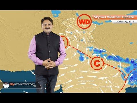 Weather Forecast for May 30: Rain in Kerala, Coastal Karnataka continues; heatwave in Telangana