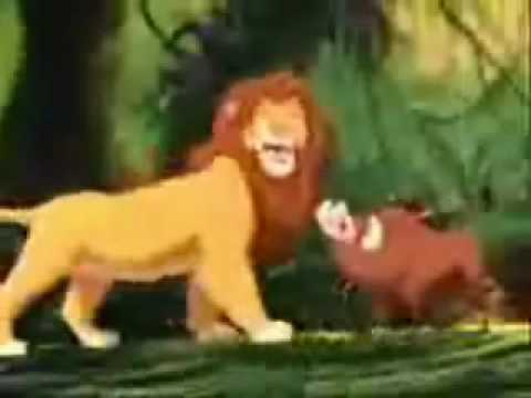 Lion King - Hakuna Matata (FINNISH)