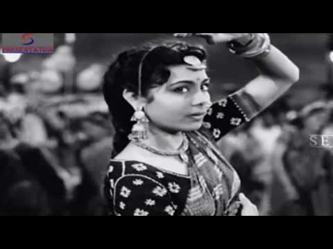 Ek Baat Kahoon Mere Piya - Asha Bhosle - AMAR - Dilip Kumar, Madhubala, Nimmi