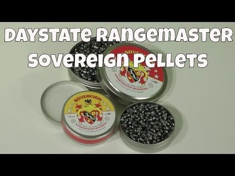 AIR RIFLE PELLET TEST: Daystate Sovereign Rangemaster .177