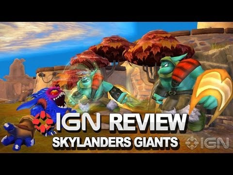Skylanders Giants Video Review - IGN Reviews