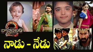 Then and Now Throwback Pictures of The Baahubali Star Cast