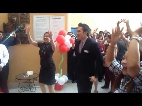 Marco Polo Hotel Dubai Staff --Flash Mob