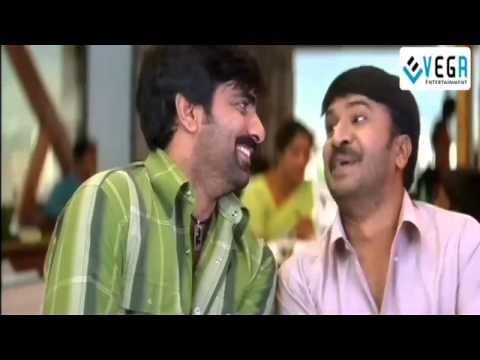 Venky Movie - Krishna Bhagavan Comedy Scene video