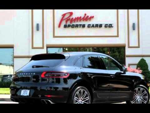 2015 Porsche Macan Turbo For