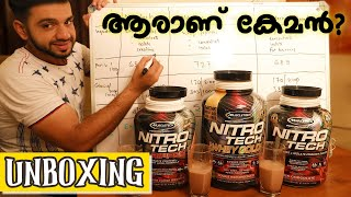 Best MuscleTech Protein | NitroTech vs WheyGold vs Ripped | English Subtitles | Review & Unboxing