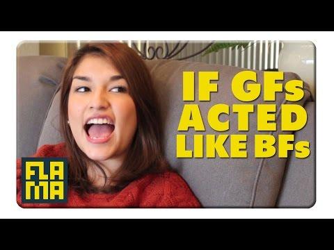 Role Reversal: Girlfriend & Boyfriend video
