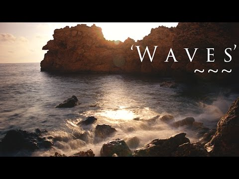 Waves ~ Time-lapse