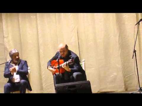 JOSELE DE LA ROSA CON GUADIANA. FEST.FLAMENCO MONACHIL TIENTOS-TANGOS, RESUMEN