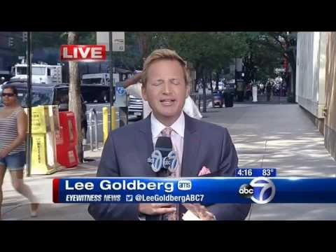 WABC First at 4 Montage 8/30/13