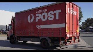 First Australian Company To Utilize DAV Protocol For Shipping & Logistics