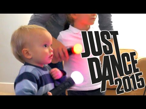 Just Dance 2015 - Family Battles on Frozen