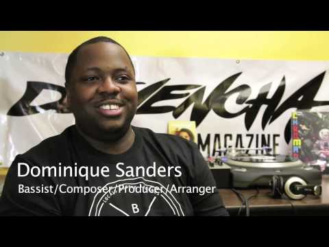 "Dominique Sanders Breaks Down his ""A True Story Based On..."" Album [Video Pt. 2]"