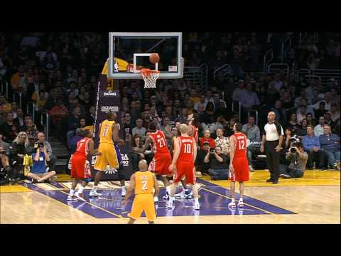 Kobe Bryant`s Top 10 Plays