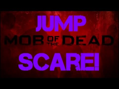 Mob of the Dead Sniper Jump Scare Easter Egg