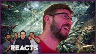 Uncharted 4 Easter Egg Reaction - Kinda Funny Reacts