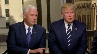 Trump and Pence outline their plans for America