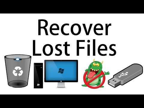How to Recover deleted files on your PC using Wondershare Recoverit Software